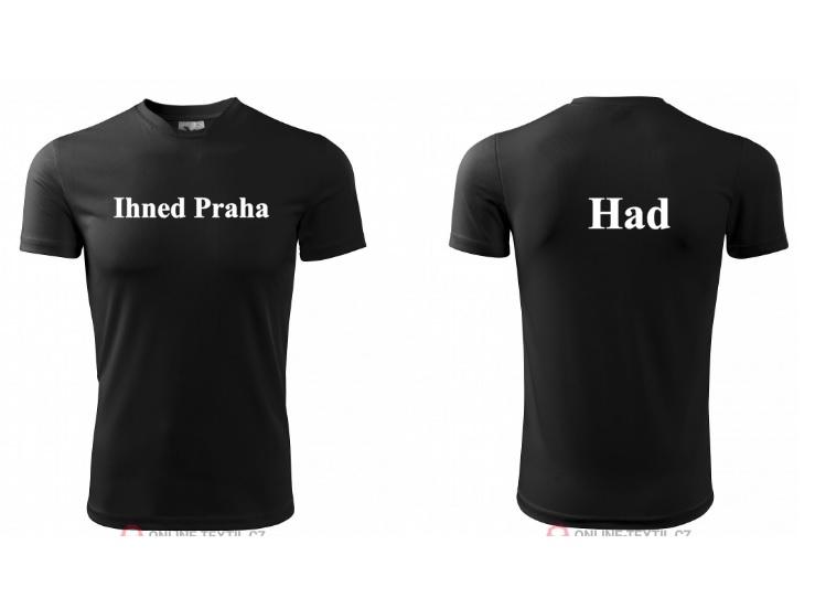 Pánské tričko s potiskem - fotbalový dres na přání e5621dc8ea