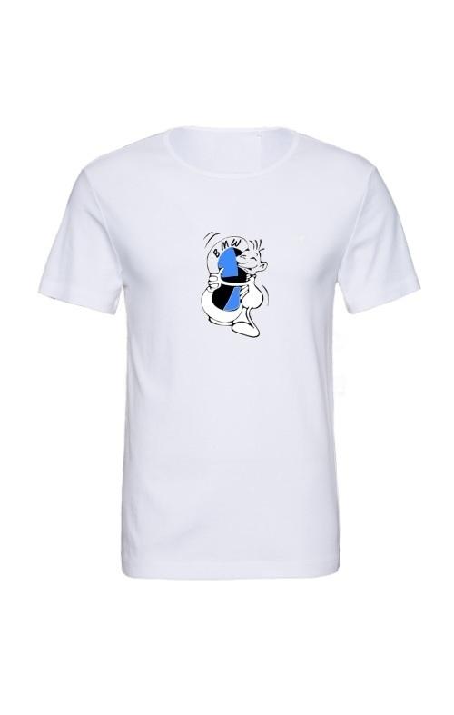 07e4a0730aa7 Pánské tričko s potiskem - BMW parodie